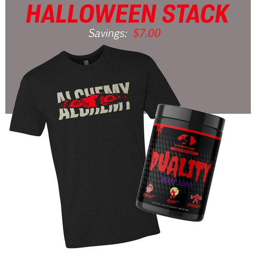 DUALITY HALLOWEEN LIMITED EDITION STACK