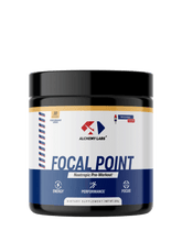 "Load image into Gallery viewer, <img src=""focalpoint.png"" alt=""FOCAL POINT Gaming supplement energy drink"">"