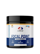 "Load image into Gallery viewer, <img src=""focalpoint.png"" alt=""FOCAL POINT Gaming nootropic supplement"">"