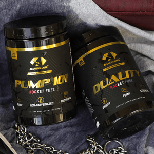 Dark Pump Pre Workout Stack