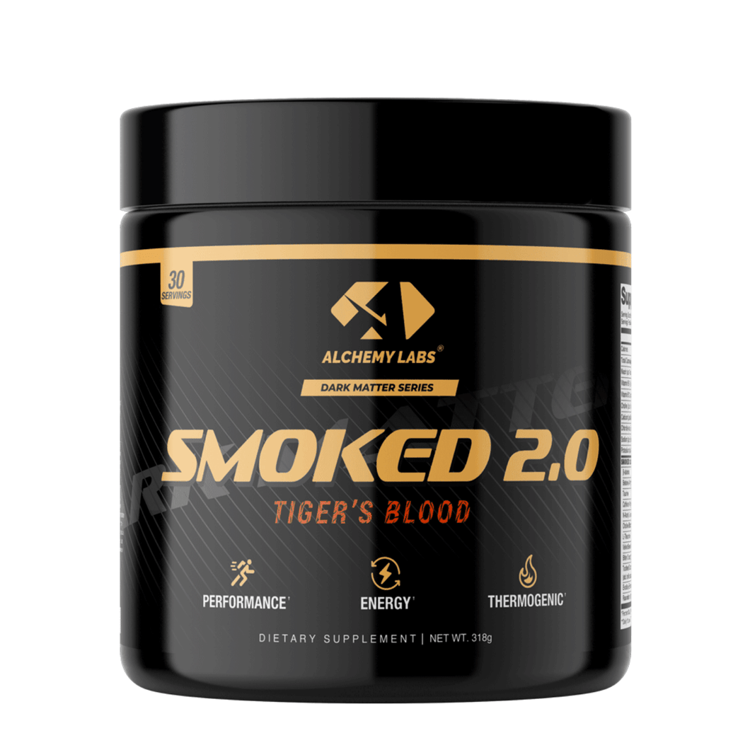 SMOKED 2.0 PRE WORKOUT