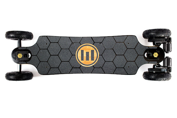 Longboard Evolve Bamboo GTX Series All Terrain