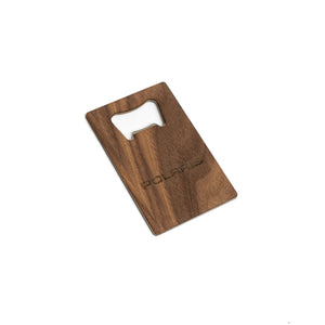 The Wooden Bottle Opener