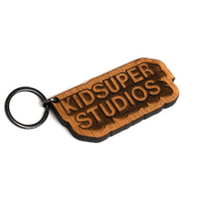 The Wooden Diecut Keychain