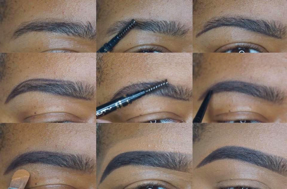 Brows, we're here to help!