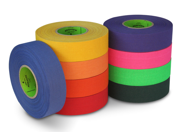 Renfrew Pro, Pro-Blade, Solid Color Cloth Tape