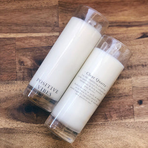 Quartz Ritual Candle (SOLD OUT)