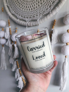 Pregnancy & Infant Loss Memory candle