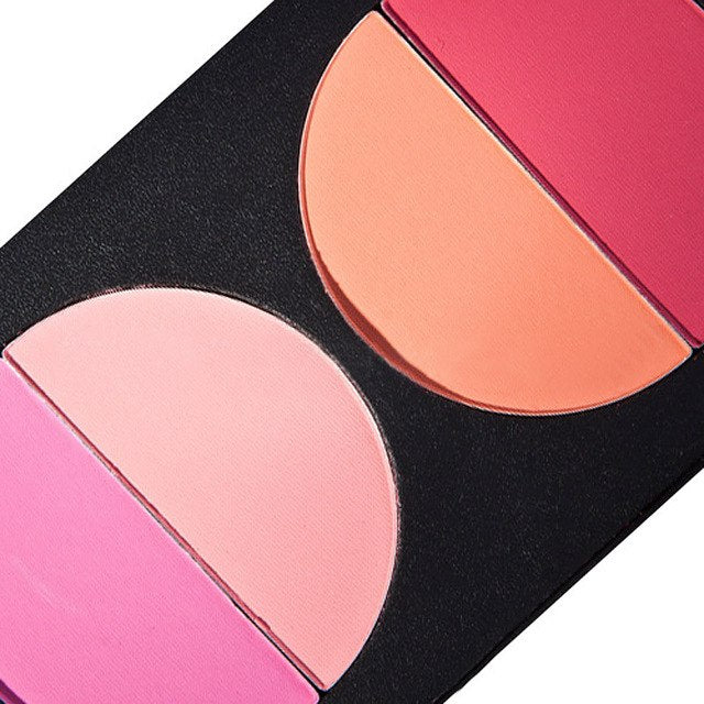 High Quality 4 Colors Blush Rouge Brand Makeup Palette For Face Manufacturers 88 HB88 - getthatglow