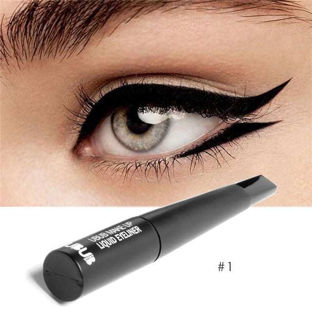 Cosmetic Waterproof Eye Liner Pencil Make Up Black Liquid Eyeliner Shadow Gel Makeup Black - getthatglow