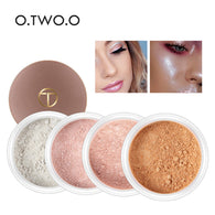 Highlighter Contour Palette Make Up Eye Loose Powder Concealer Highlighter Powder Glitter Gold Makeup Palette Powder Makeup Tool - getthatglow