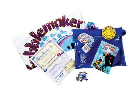 50258 - Crewpak - Bubblemaker