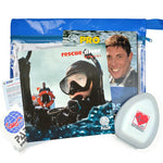 60327 - Crewpak - Rescue Diver, with Pocket Mask