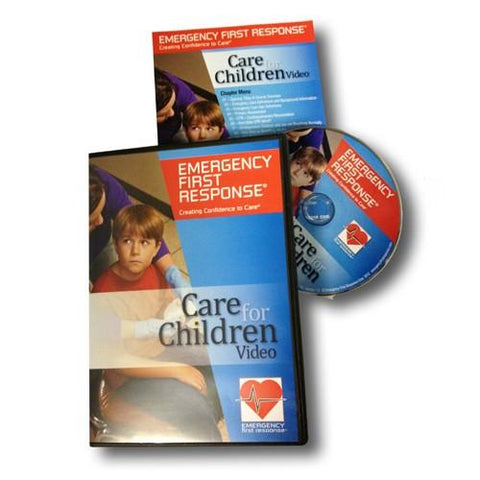 70993 - DVD - EFR Care for Children, Home Study (E/F/S)