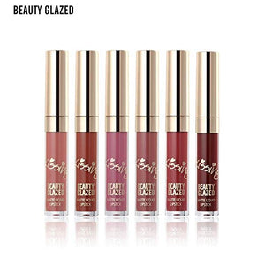 6pcs Beauty Glazed Set Lip Gloss