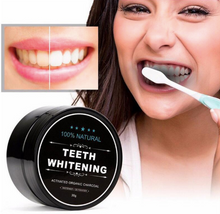 Load image into Gallery viewer, Charcoal Teeth Whitening