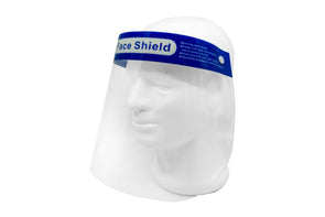 Face Shield - 2 Shields Per Pack