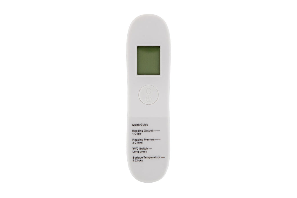 Infrared Non-Contact Digital Thermometer - 1 Device