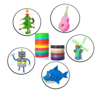 7TECH Kids Art Toys 3D Drawing Pen Filament For Adults