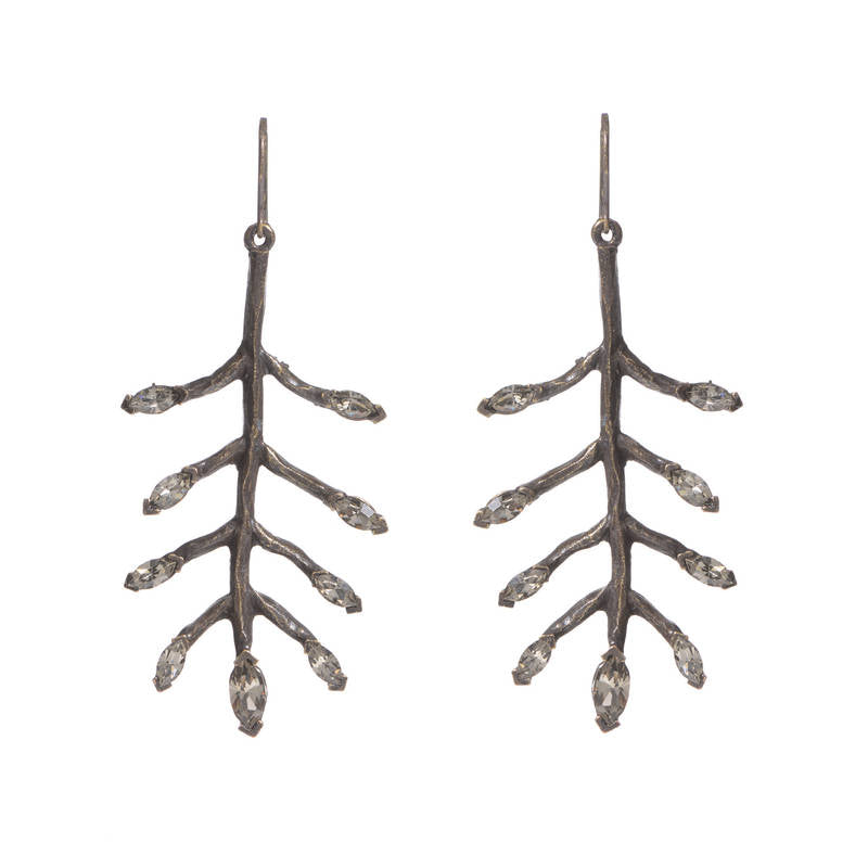 3114 branch earrings