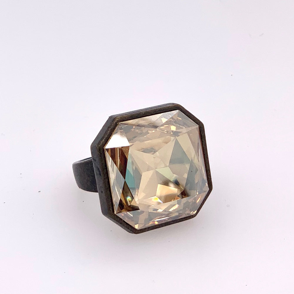 jewelry ring, handcrafted