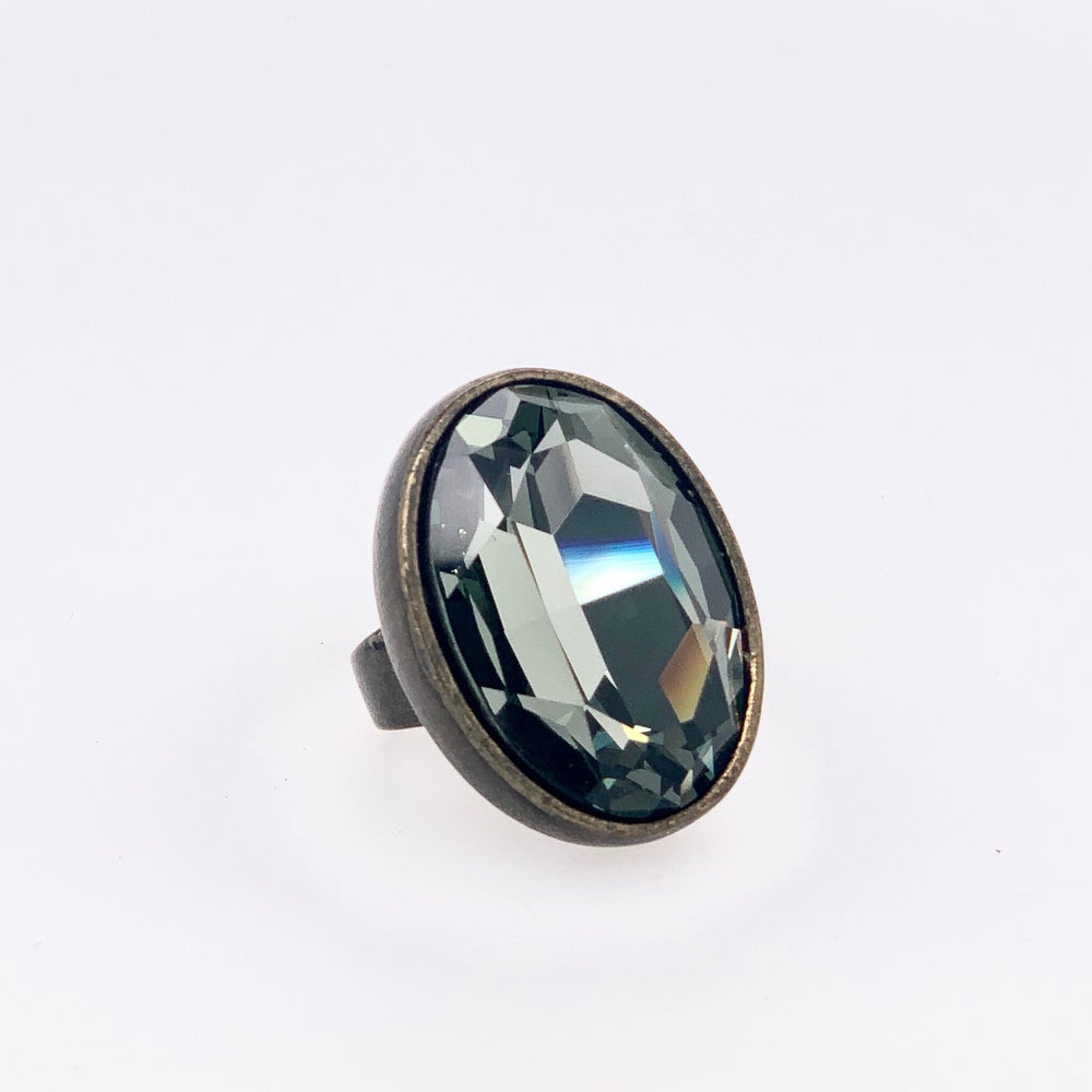 cocktail ring, handcrafted