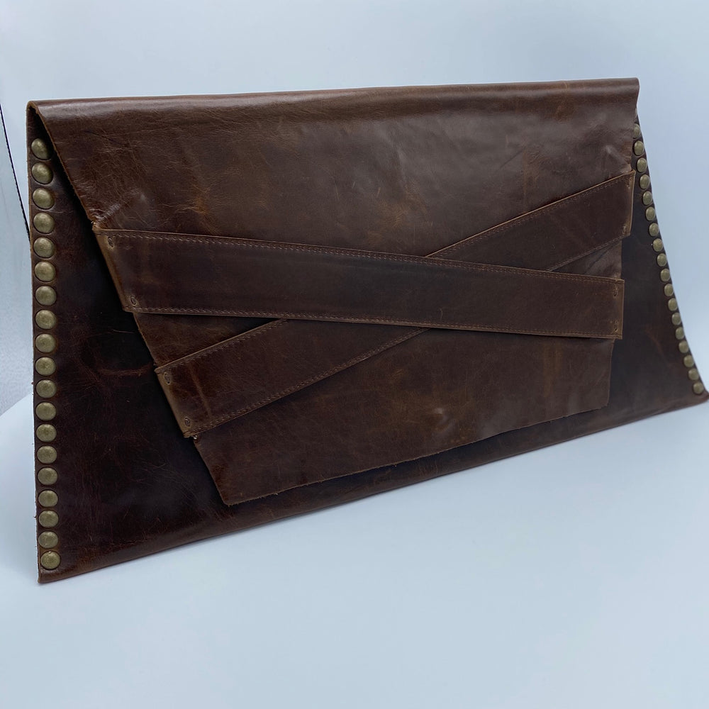 leather, clutch