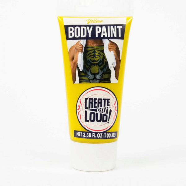 Body Paint 3.38 Fl Oz - Yellow