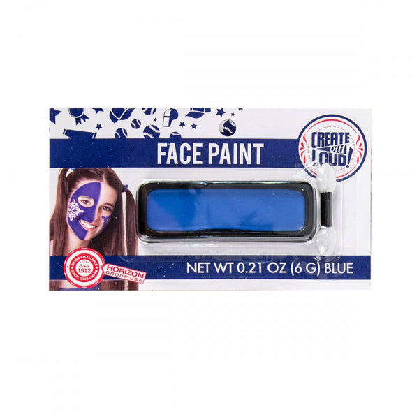 Face Paint - Blue