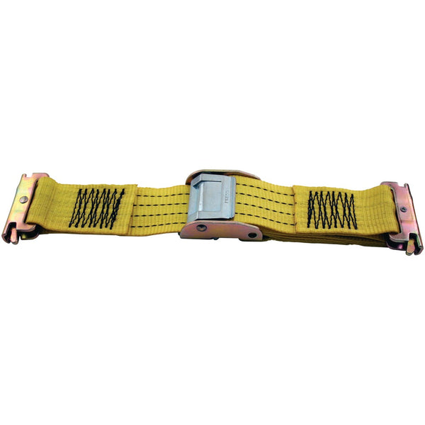 Monster Trucks Cambuckle Strap (12ft Yellow)