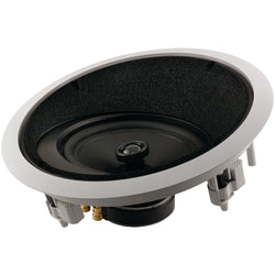 "Architech 8"" 2-way Round Angled In-ceiling Lcr Loudspeaker"