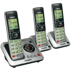 Vtech Dect 6.0 Expandable Speakerphone With Caller Id (3-handset System)