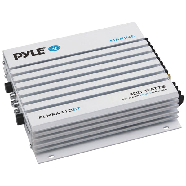 Pyle Elite Series Waterproof Bluetooth 400-watt Class Ab Amp (4 Channels)
