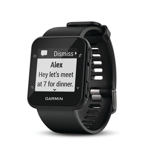 Garmin Forerunner 35 Gps-enabled Running Watch (black)