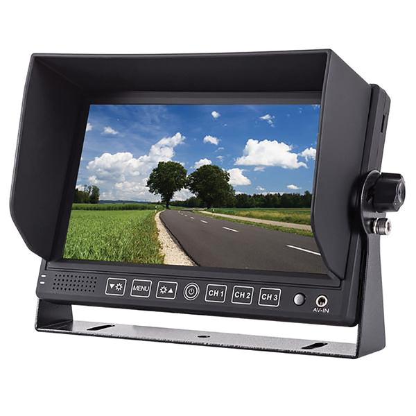 Boyo Vision Vtm7012fhd 7-inch Hd Digital Backup Camera Monitor