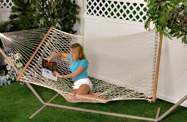 Eco Earth Family Sized Hammock