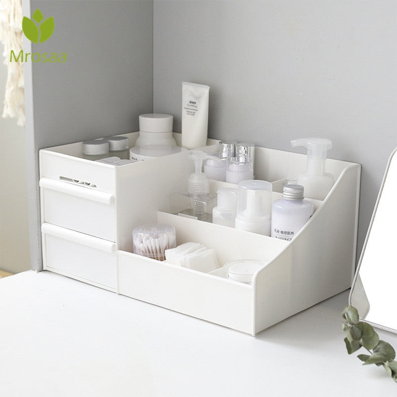 Large Capacity Cosmetic Storage Box - Homelylab