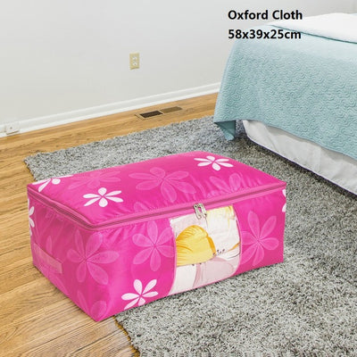 Clothes Quilt Storage - Homelylab