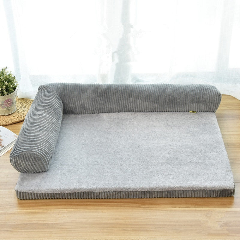Large Dog & Cat Bed Sofa - Homelylab