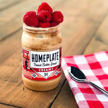 Overnight Peanut Butter Oats