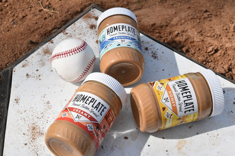 peanut butter baseball