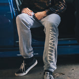 Sports Grey Sweatpants - MisFitted