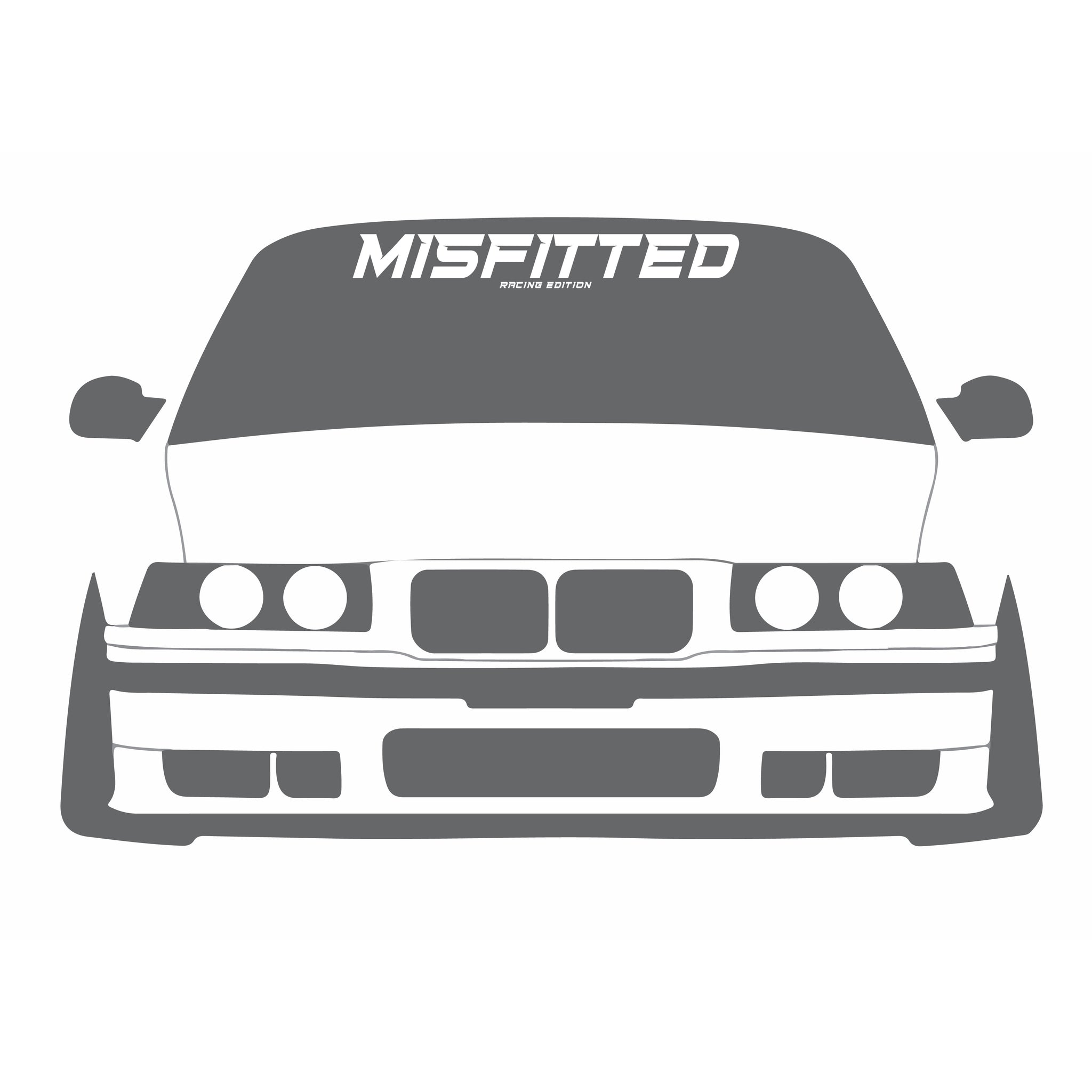Race Edition Decal - MisFitted