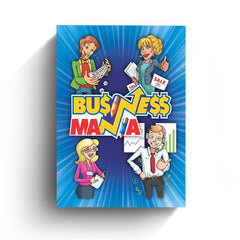 Business Mania Card Game - Card Game about Building Your Business and Crushing Competition