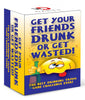 Image of Get your Friends Drunk or Get Wasted! Hilarious Adult Drinking Card Game