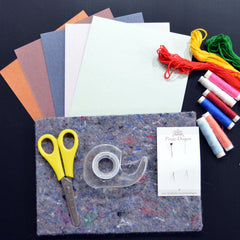 Card Embroidery Supplies