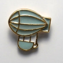 Load image into Gallery viewer, Airship Enamel Pin