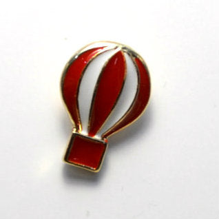 Hot Air Balloon Enamel Pin