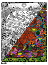 Load image into Gallery viewer, The Sea Doodle Art POSTER KIT (24 x 34 inch)