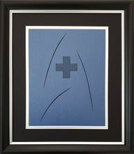 Load image into Gallery viewer, Star Trek Medical - Card Embroidery Design